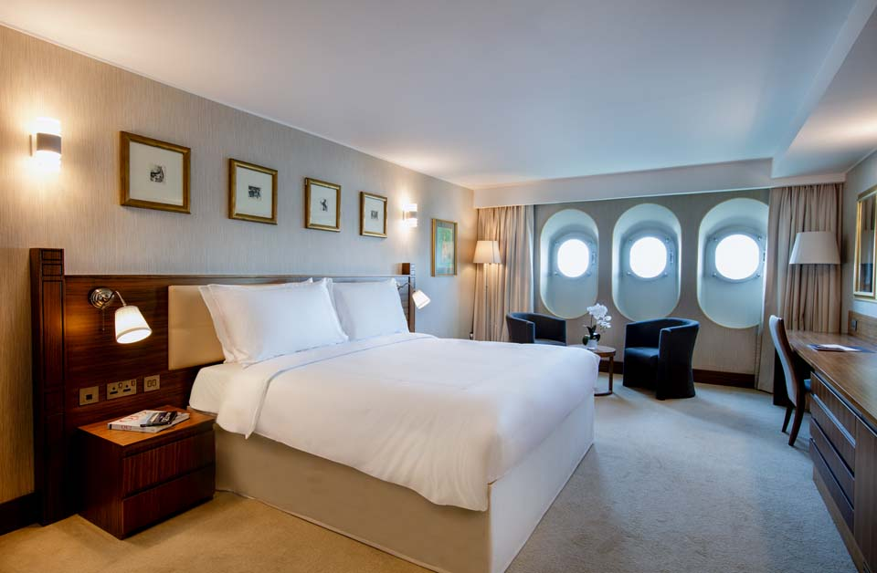 Deluxe Room / Deluxe Room with Sea View