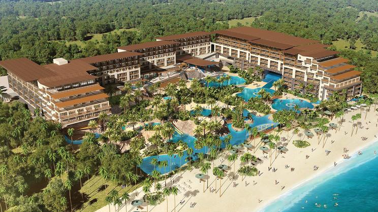 1/13  Dreams Natura Resort & Spa - Mexico