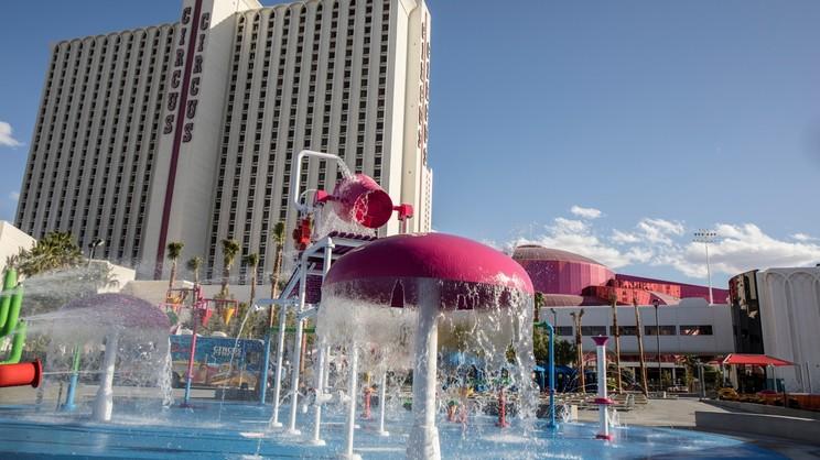 1/5  Circus Circus Las Vegas - USA