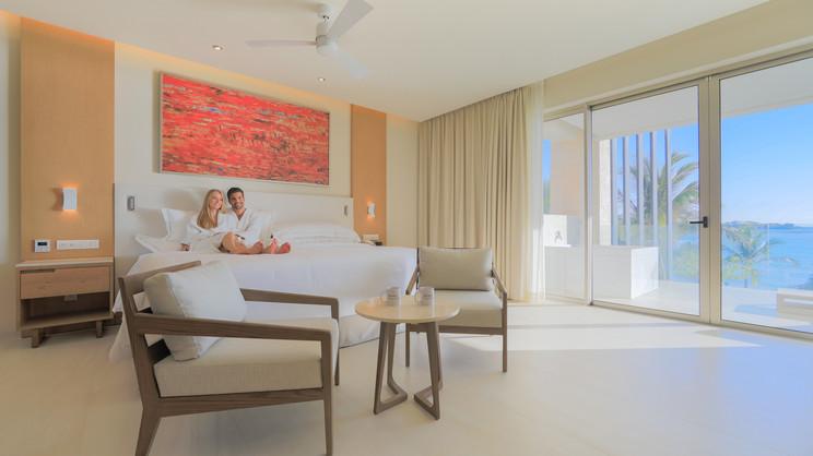 Ocean Front Premium Level Suite