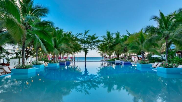 1/10  Grand Sens Cancun - Mexico