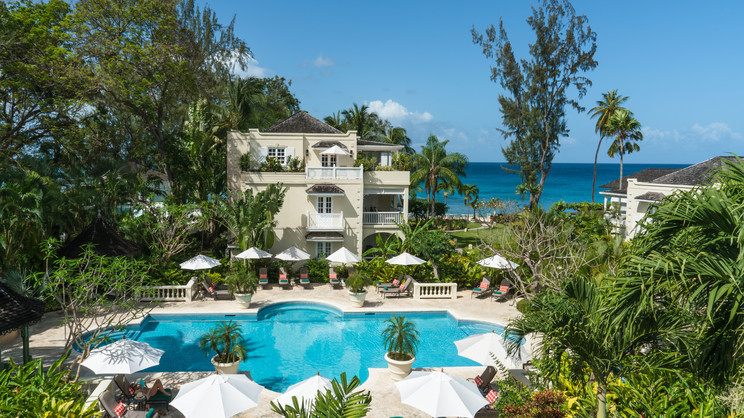1/11   Coral Reef Club - Barbados