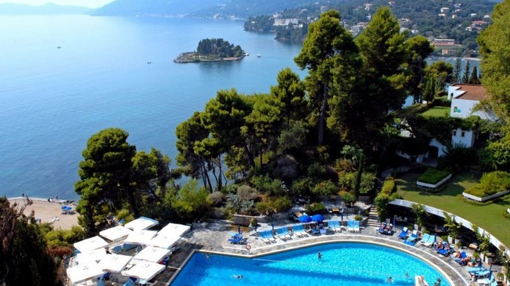 1/5  Corfu Holiday Palace - Kanoni