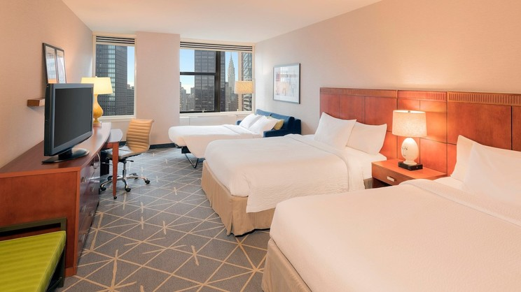 1/7  The Courtyard by Marriott New York Manhattan/Midtown East - NYC