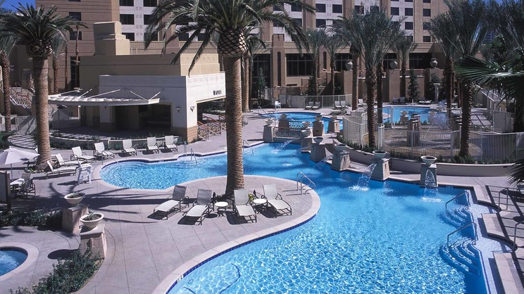 1/4  Hilton Grand Vacations on The Las Vegas Strip - USA