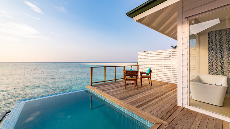 1/6  Siyam World - Maldives