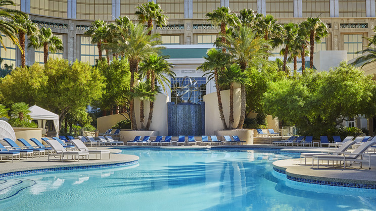 1/17  Four Seasons Hotel Las Vegas - USA