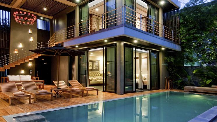 1/13  V Villas Hua Hin – MGallery - Thailand