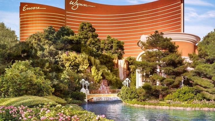1/11  Encore Las Vegas - USA