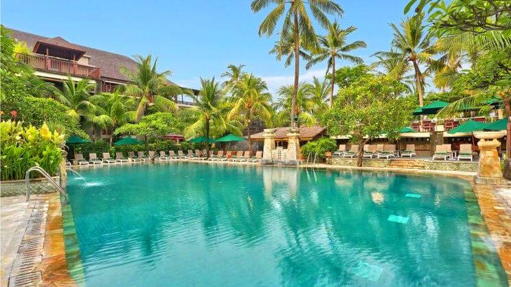 1/11   Legian Beach Hotel - Bali
