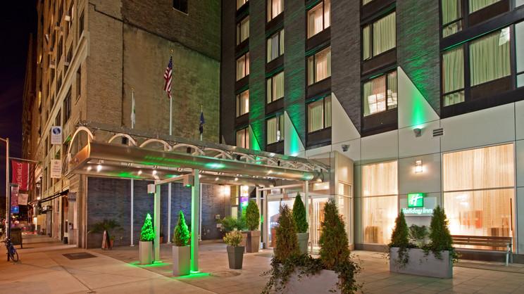 1/6   Holiday Inn Manhattan 6th Ave – Chelsea - NYC