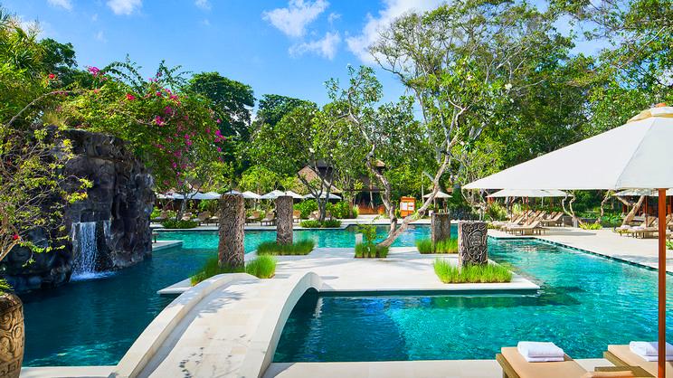 1/18  Hyatt Regency Bali