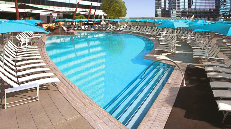1/8  Vdara Hotel and Spa - Las Vegas
