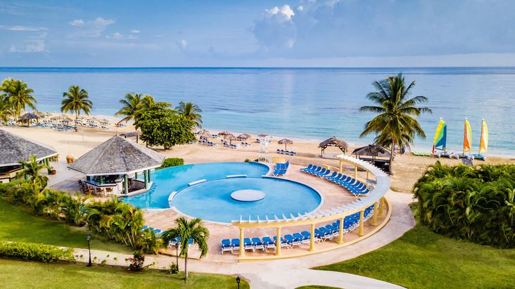 1/10  Jewell Runaway Bay Beach and Golf Resort -  Jamaica