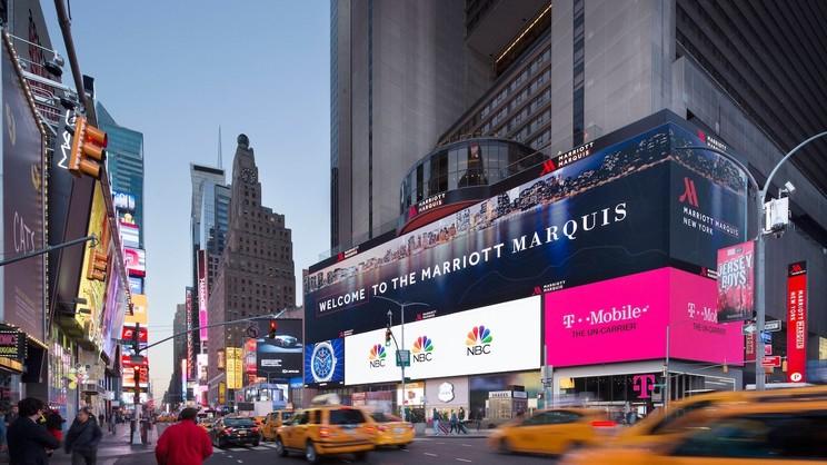 1/10  New York Marriott Marquis - New York