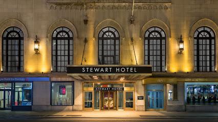 1/6  Stewart Hotel - New York