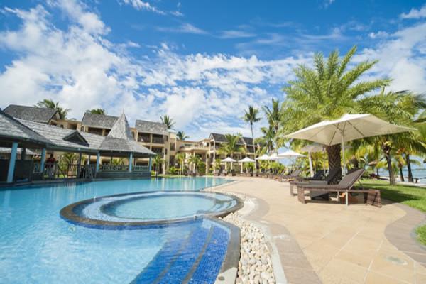 1/5  Jalsa Beach Hotel and Spa - Mauritius
