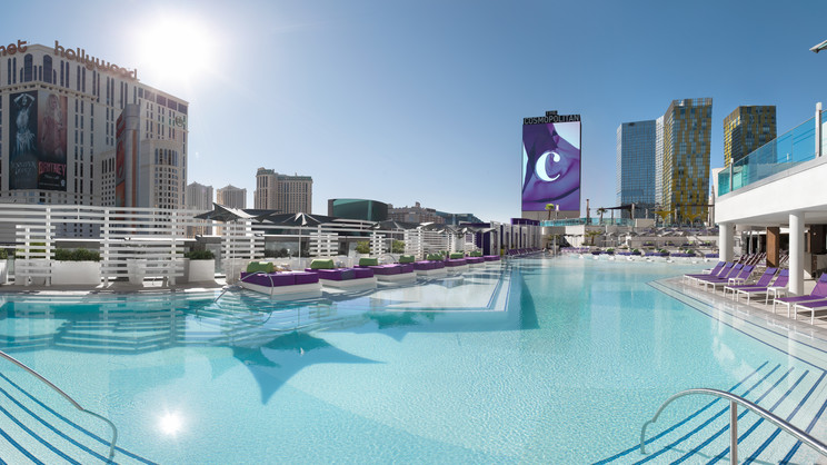 1/19   The Cosmopolitan of Las Vegas - USA