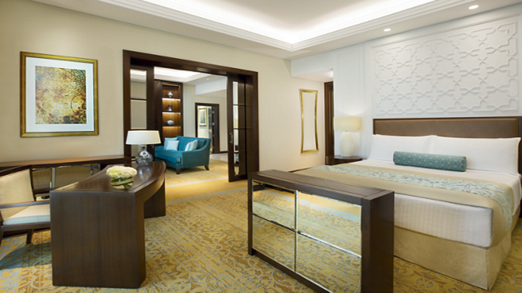 One Bedroom Gulf Suite