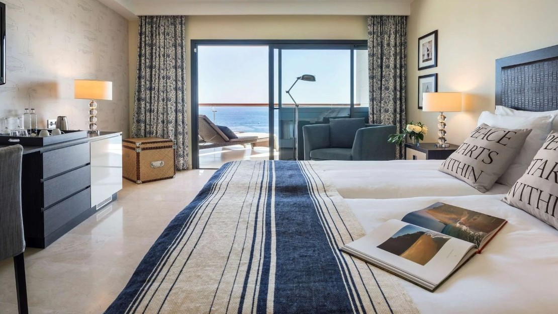 Standard Room - Sea View