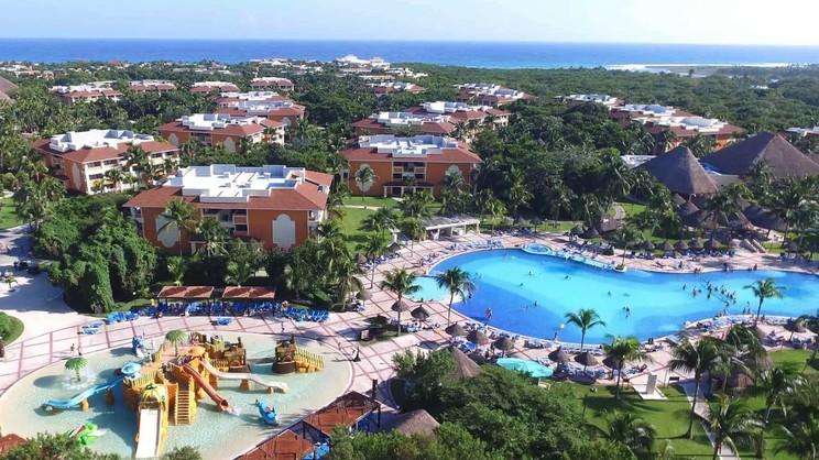 1/6  Bahia Principe Grand Coba - Cancun