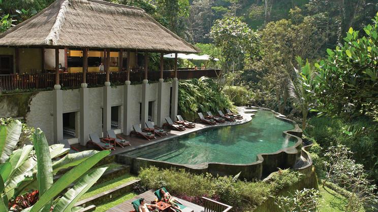 1/8   Maya Ubud - Bali