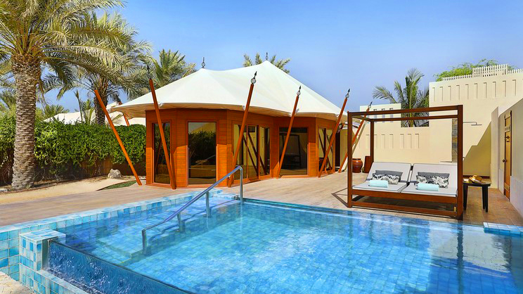 1/12  The Ritz-Carlton Ras Al Khaimah, Al Hamra Beach - Ras Al Khaimah