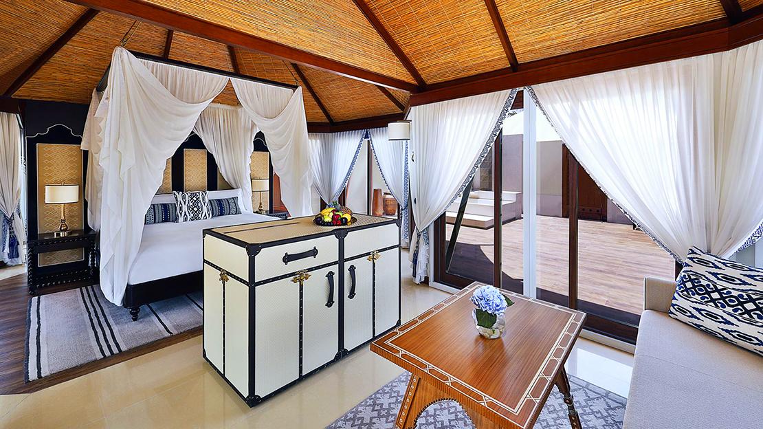 Al Bahar Tented Beach Pool Villa