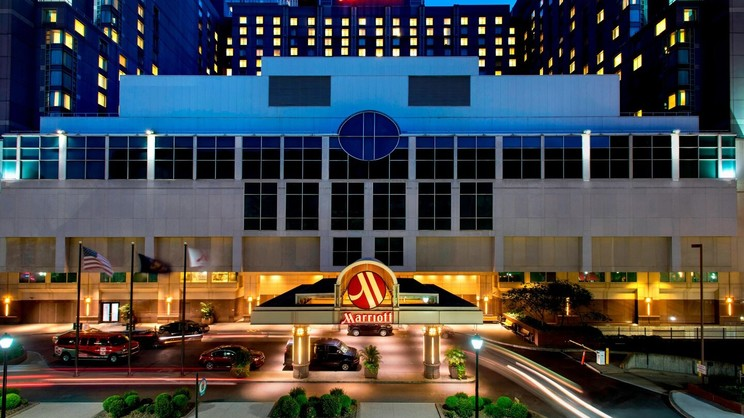 1/7  Philadelphia Marriott Downtown - US