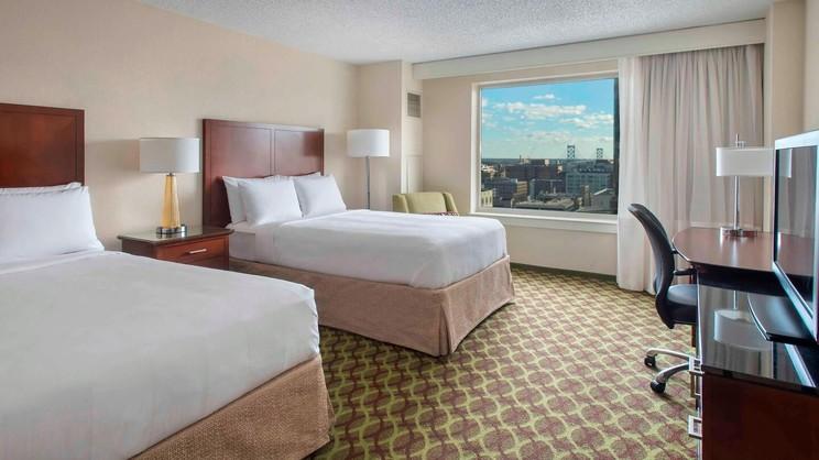 Concierge Level Guest Room