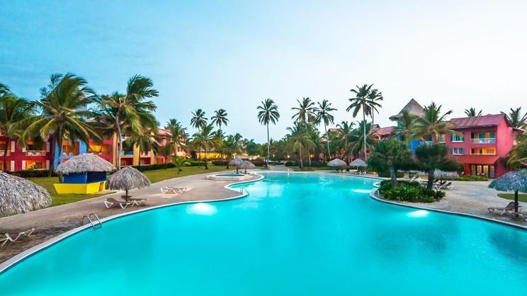 1/8  Caribe Club Princess Beach Spa - Dominican Republic