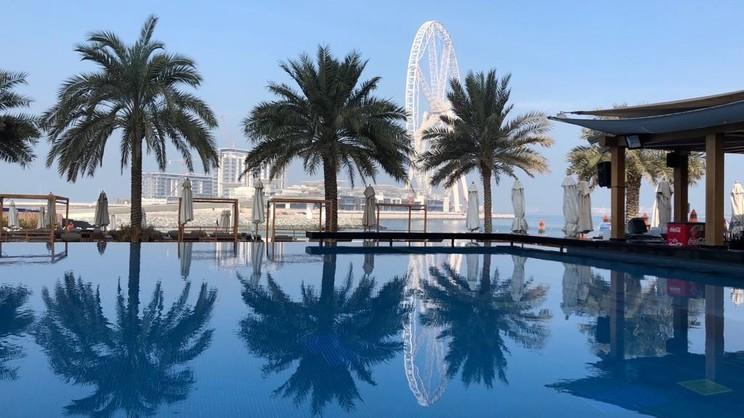 1/17  DoubleTree by Hilton Hotel Dubai – Jumeirah Beach - Dubai
