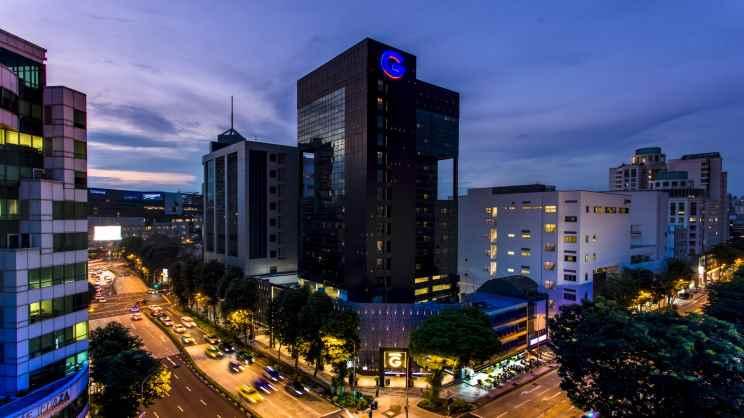 1/6  Hotel G Singapore - Singapore