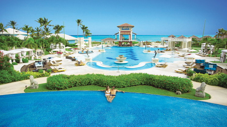 1/17  Sandals Emerald Bay - Bahamas