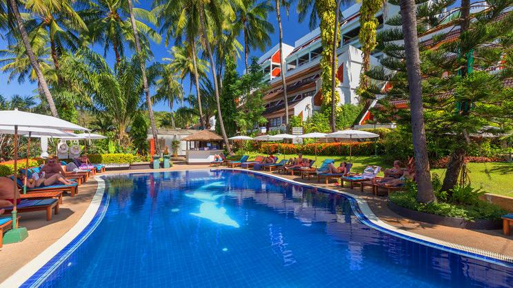 1/7  Best Western Phuket Ocean Resort - Thailand