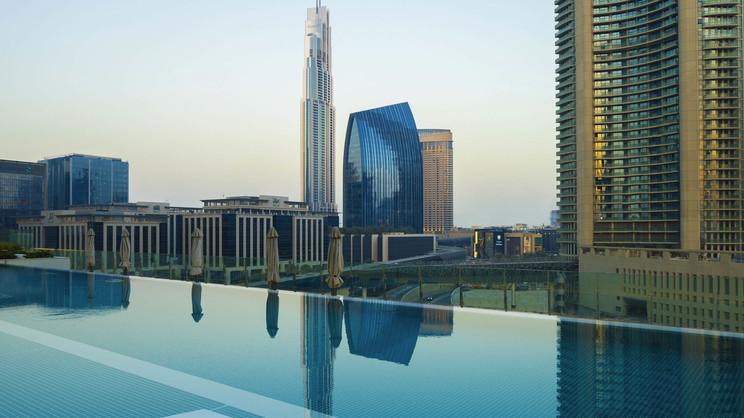 1/13  Sofitel Dubai Downtown Hotel - Dubai