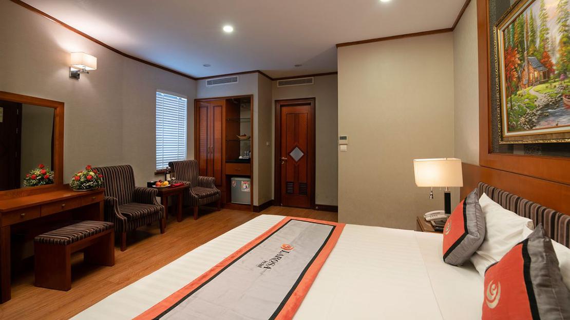 Senior Deluxe Room
