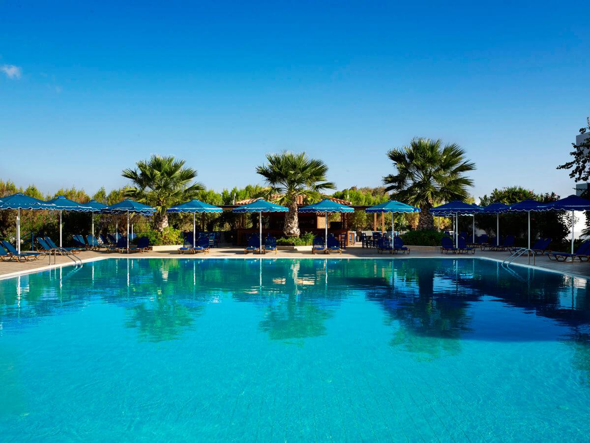 1/4  Mitsis Ramira Beach Hotel - Kos