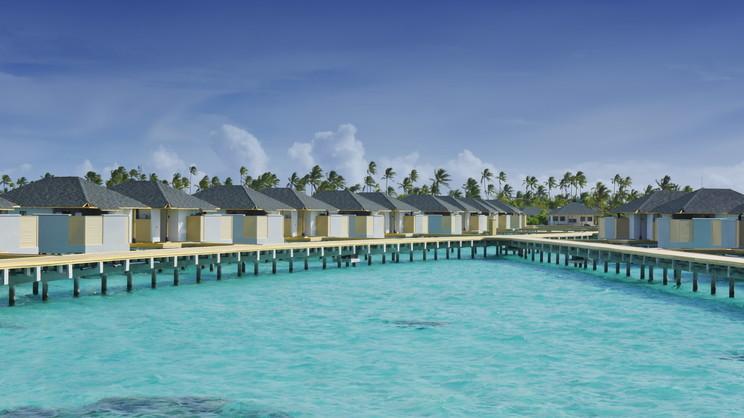 1/18  Amari Havodda Resort - Maldives