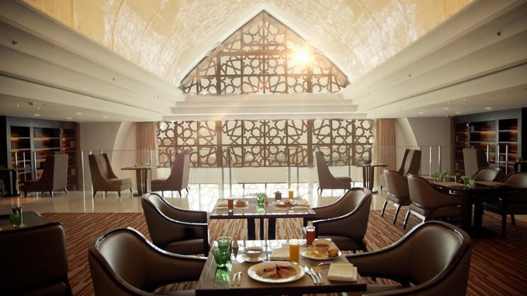 Bab Al Qasr Beach Resort & Spa
