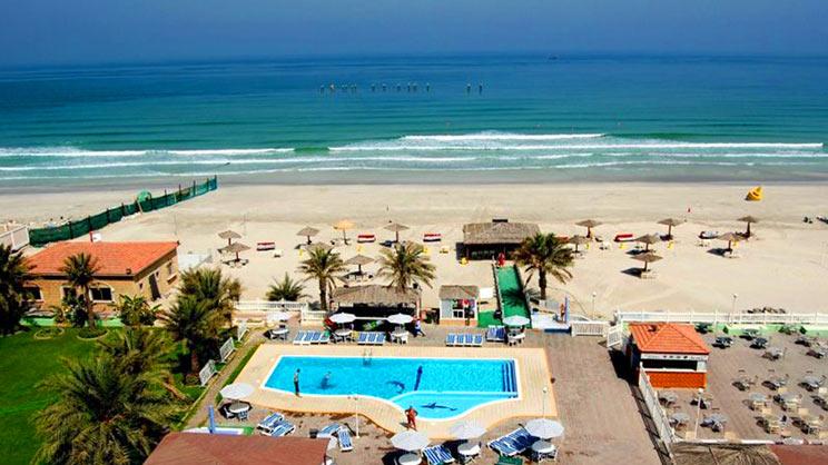 Ajman Beach Hotel