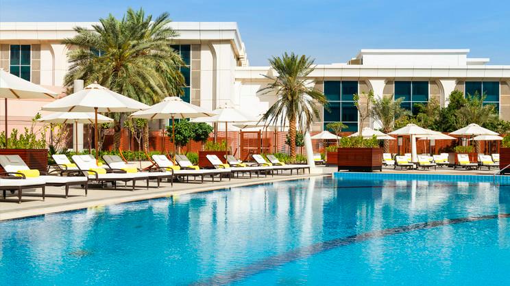 1/22  Le Royal Meridien - Abu Dhabi