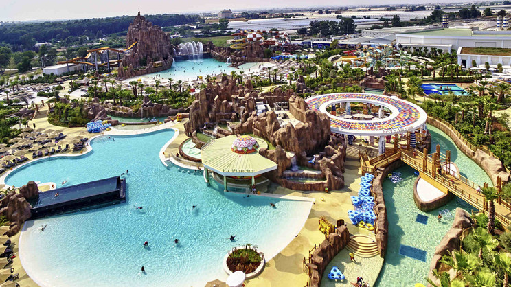 1/7  The Land of Legends Kingdom Hotel - Turkey