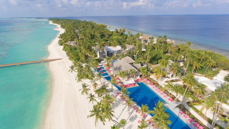 1/23  Kandima Maldives - Maldives