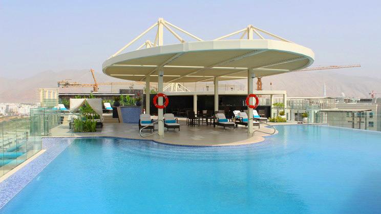 1/7   Grand Millennium Muscat - Oman
