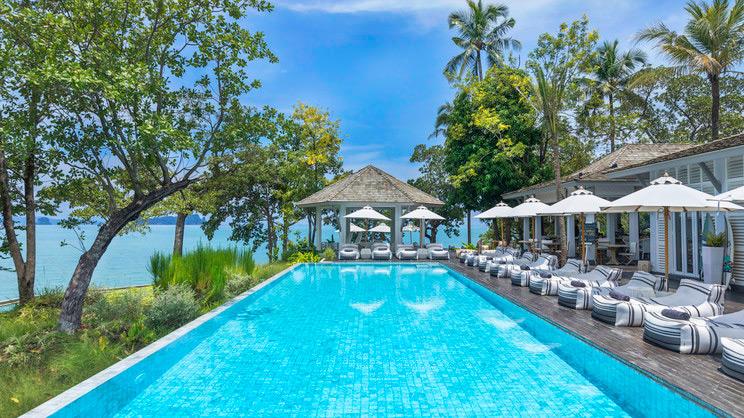 1/14  Cape Kudu Hotel - Koh Yao Noi
