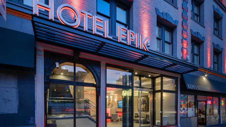1/4   Hotel Epik - San Francisco