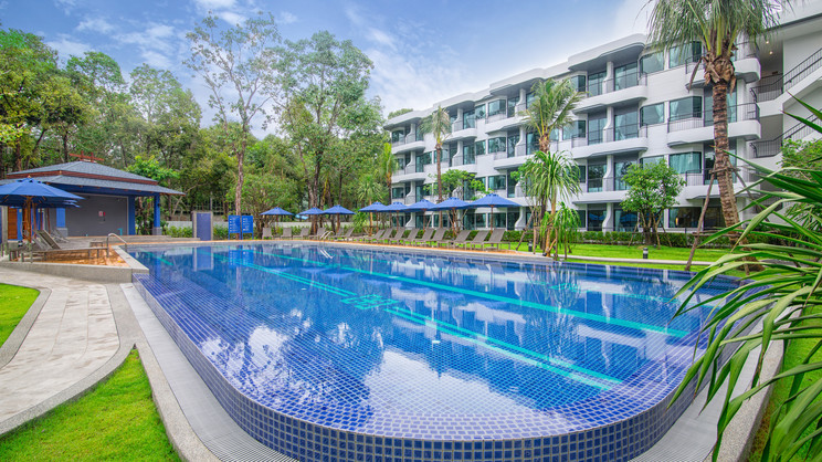 1/9  Holiday Inn Express Ao Nang Beach Krabi - Thailand