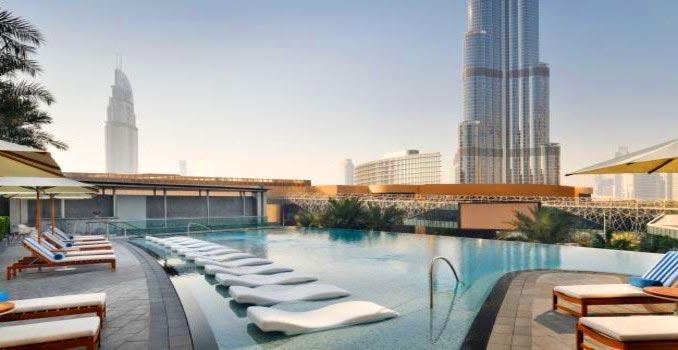 1/10  Address Boulevard - Dubai
