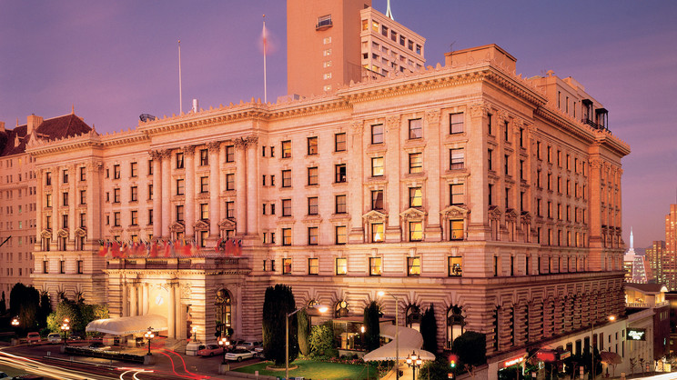 1/13   Fairmont San Francisco - USA